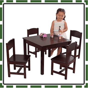 Best Kidkraft Kids Table and Chair
