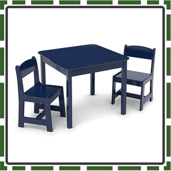 Best Mysize Kids Table and Chair