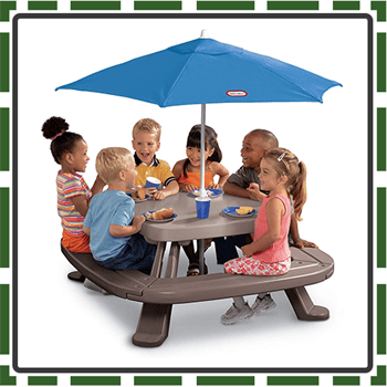Best Store Kids Picnic Table