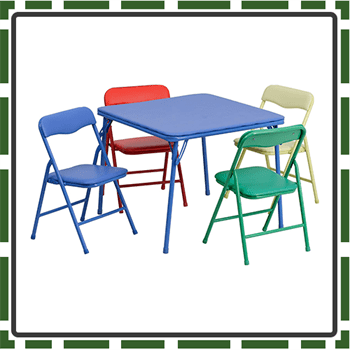 Best Flash Kids Table and Chair