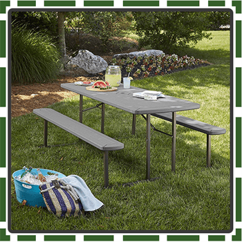 Best Cosco Kids Picnic Table