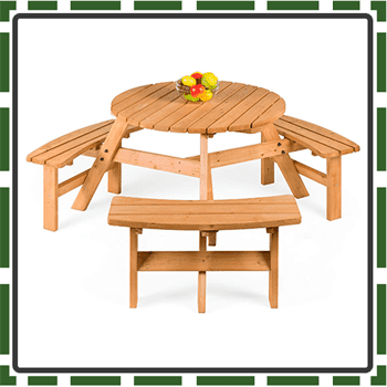 Best Outdoor Kids Picnic Table