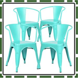 Best Modern Metal Dining Chairs
