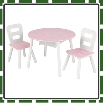 Best Wooden Kids Table and Chair