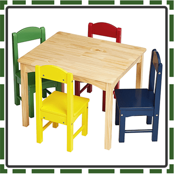 Best Assorted Kids Table and Chair