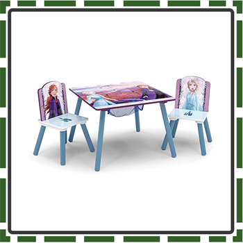 Best Storage Kids Table and Chair