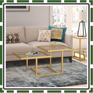 Best Gold Coffee Tables