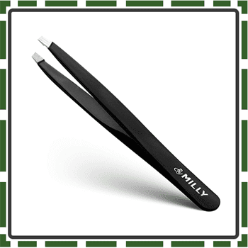 Best Milly Tweezers for Hair Removal
