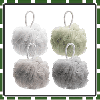 Best Shower Loofah and Shower Sponges