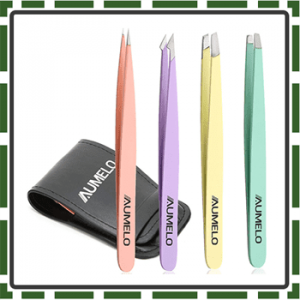 Best AUMELO Tweezers for Hair Removal